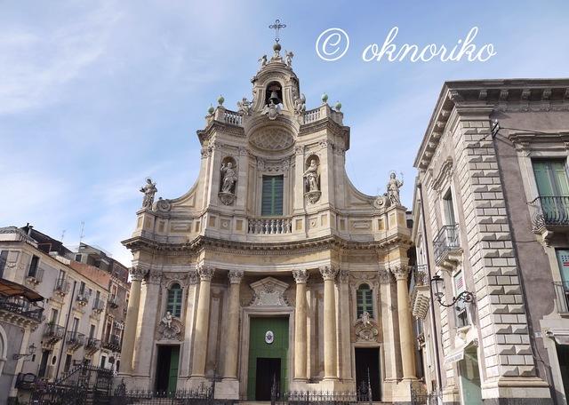 シチリアのバロック建築