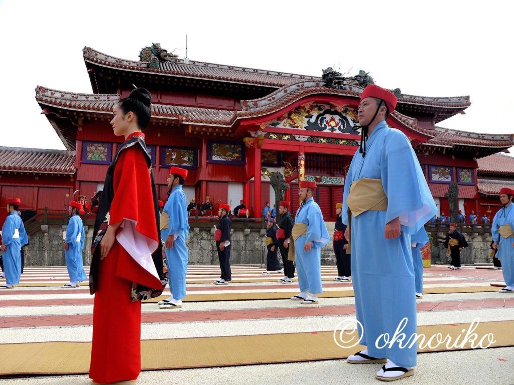 首里城新春の宴