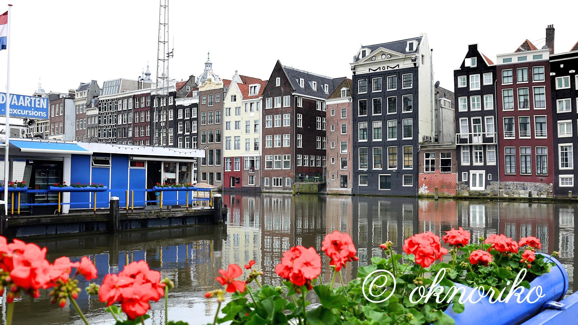 オランダ運河