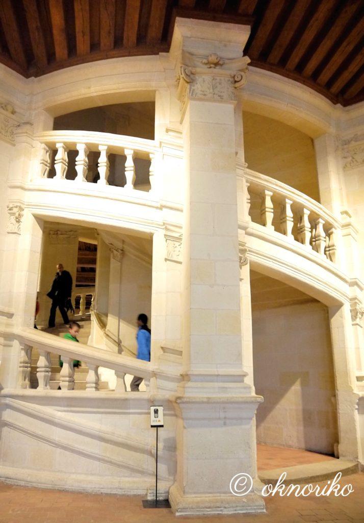 ダヴィンチ階段