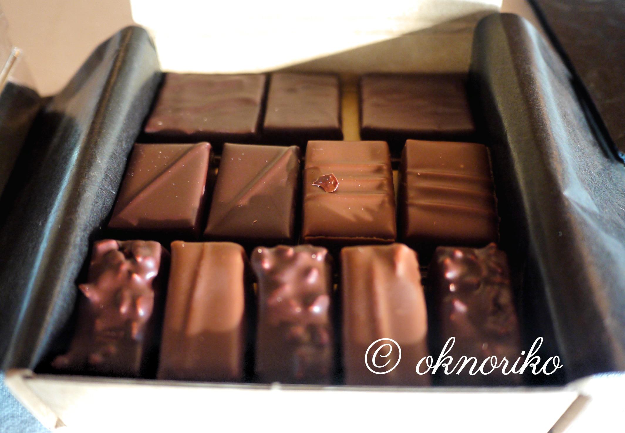 ショコラ箱